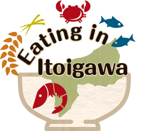 Eating in Itoigawa